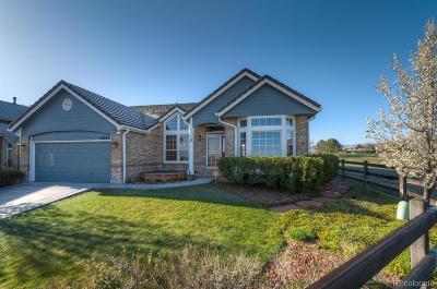 Littleton Single Family Home Active: 12480 West Fair Drive
