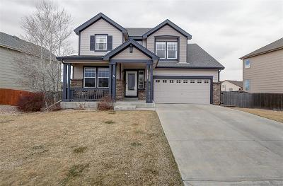 Thornton Single Family Home Active: 12615 Jersey Circle