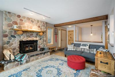 Steamboat Springs Condo/Townhouse Under Contract: 2525 Daybreak Court #103