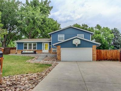 Littleton CO Single Family Home Active: $450,000
