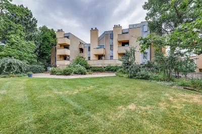 Boulder Condo/Townhouse Active: 2711 Mapleton Avenue #27