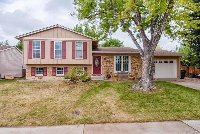 Lafayette Single Family Home Under Contract: 607 Avante Court