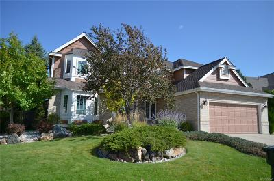 Highlands Ranch Single Family Home Under Contract: 8844 Forrest Drive