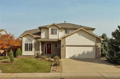 Longmont Single Family Home Active: 2038 Falcon Drive