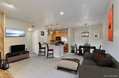 Arvada Condo/Townhouse Under Contract: 10149 West 55th Drive #4