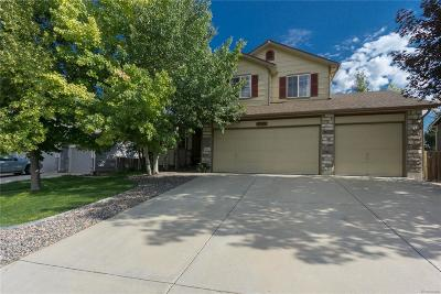 Frederick Single Family Home Under Contract: 7968 Liley Court