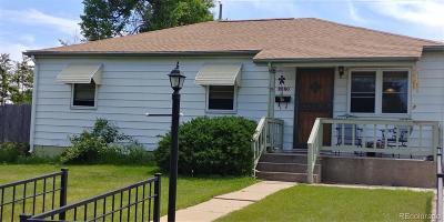Thornton Single Family Home Active: 2240 Fir Drive