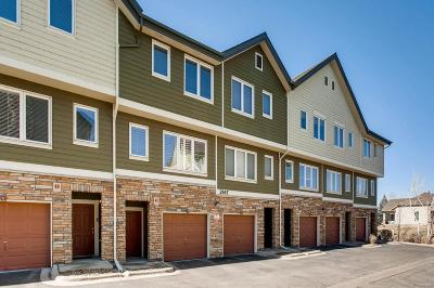 Arapahoe County Condo/Townhouse Under Contract: 2947 West Riverwalk Circle #F