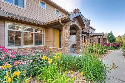 Highlands Ranch Condo/Townhouse Active: 8546 Gold Peak Lane #D