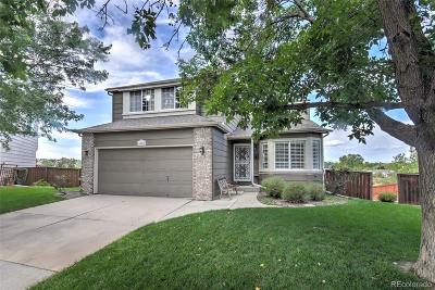 Highlands Ranch Single Family Home Active: 6228 Monterey Place