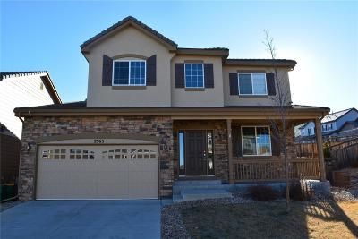 Castle Rock Single Family Home Active: 2965 Deerfoot Way