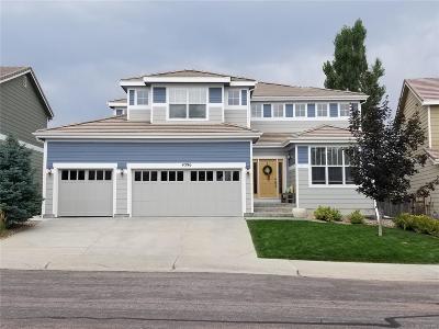Castle Rock CO Single Family Home Active: $475,000
