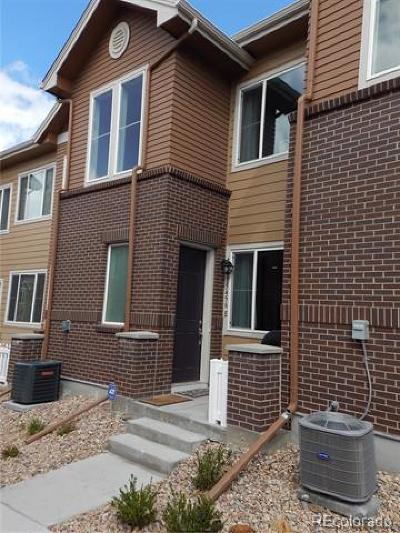 Arvada Condo/Townhouse Active: 15456 West 64th Loop #E