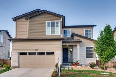 Parker Single Family Home Under Contract: 17057 East Cedar Gulch Drive