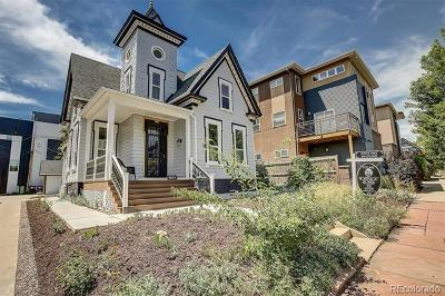 Denver Single Family Home Active: 1938 West 34th Avenue