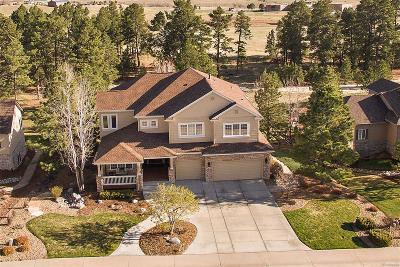 Parker Single Family Home Under Contract: 7998 Cistena Way