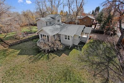 Boulder Single Family Home Under Contract: 3712 26th Street