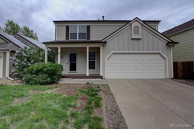 Denver Single Family Home Active: 4564 Nepal Street