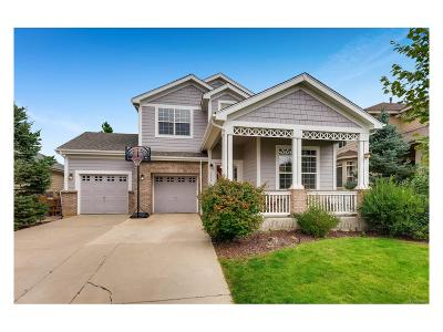 Broomfield Single Family Home Active: 13370 Red Deer Trail