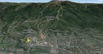 Steamboat Springs Residential Lots & Land Active: 1.12 Acres Ski Times Square
