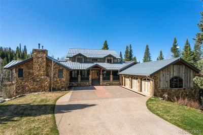 Steamboat Springs Single Family Home Active: 32375 County Road 38