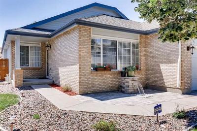 Aurora CO Single Family Home Active: $424,900