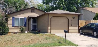 Aurora CO Single Family Home Active: $282,500