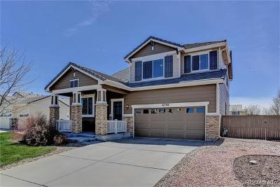 Castle Rock Single Family Home Active: 6786 Halifax Avenue
