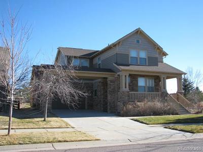 Aurora, Denver Single Family Home Under Contract: 26981 East Roxbury Place