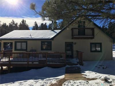 Bailey Single Family Home Under Contract: 168 Blueberry Trail