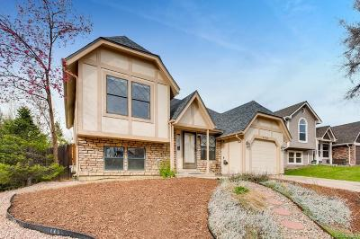 Aurora Single Family Home Active: 4834 South Tower Way