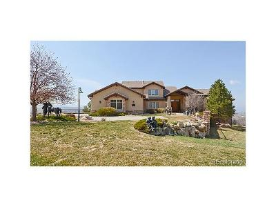 Castle Rock CO Single Family Home SOLD: $1,150,000
