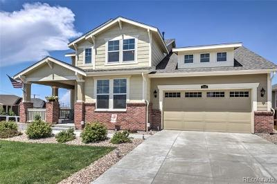 Castle Rock Single Family Home Active: 2641 Red Bird Trail