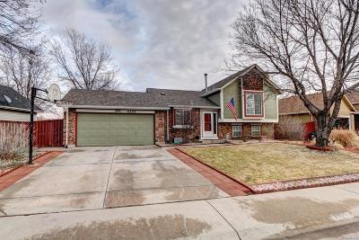 Denver Single Family Home Under Contract: 4552 Ceylon Street