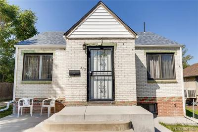 Single Family Home Active: 215 South Knox Court