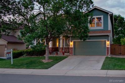 Highlands Ranch Single Family Home Active: 9956 Gwendelyn Place
