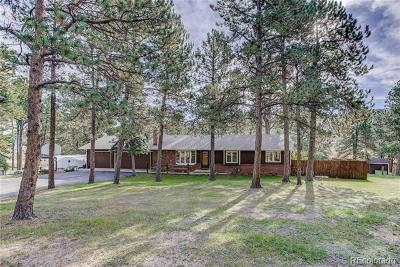 Evergreen Single Family Home Active: 27838 Whirlaway Trail