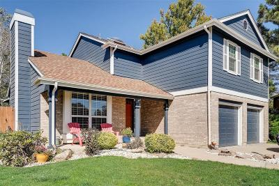 Westminster Single Family Home Under Contract: 9940 Grove Court