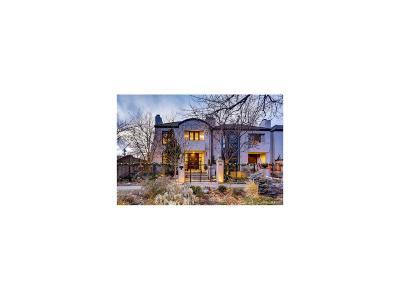 Condo/Townhouse Sold: 325 Clayton Street