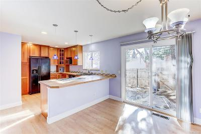 Boulder Condo/Townhouse Under Contract: 1517 Bradley Drive