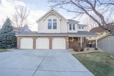 Denver Single Family Home Active: 3313 South Tulare Circle