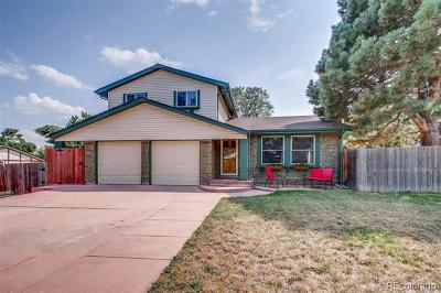 Arvada Single Family Home Active: 7936 West 83rd Avenue