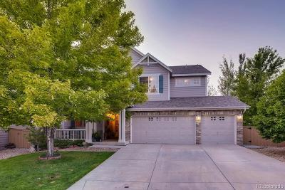 Highlands Ranch Single Family Home Active: 10323 Longwood Way