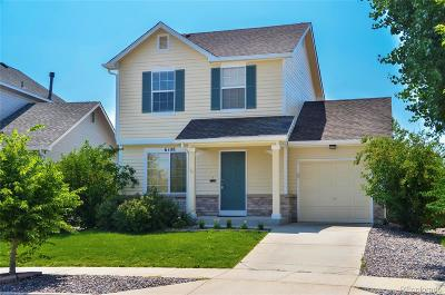 Colorado Springs Single Family Home Active: 6108 Rockville Drive