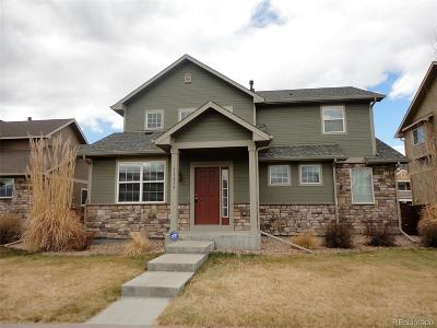 Henderson Single Family Home Under Contract: 11853 East 111th Avenue
