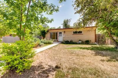 Arvada Single Family Home Active: 9716 West 57th Avenue