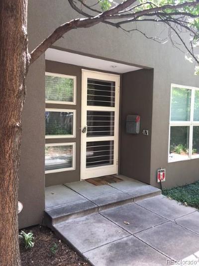 Condo/Townhouse Sold: 421 Detroit Street