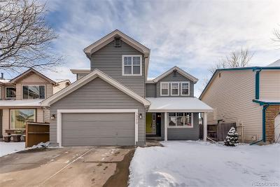 Broomfield Single Family Home Under Contract: 3218 West 126th Avenue