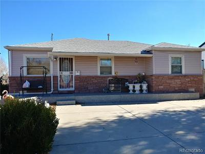 Thornton Single Family Home Active: 8996 Lilly Drive