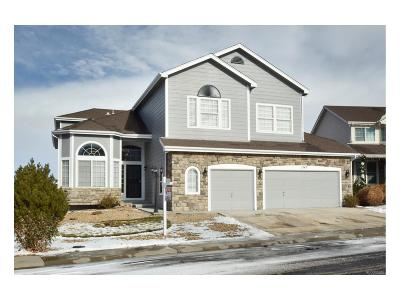 Broomfield Single Family Home Under Contract: 1345 West 13th Avenue
